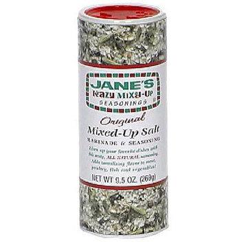 Jane's Krazy Mixed-Up Seasonings Original Marinade Seasoning Salt, 9.5 oz (Pack of 12)