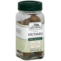 The Spice Hunter Whole Nutmeg, 1.8 oz (Pack of 6)