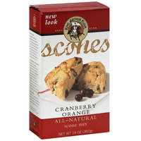 King Arthur Flour Cranberry Orange Scone Mix, 14 oz (Pack of 6)
