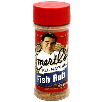 Emeril's Fish Rub Seasoning, 5 oz (Pack of 6)