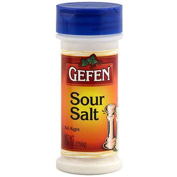 Gefen Sour Salt, 5.5 oz (Pack of 12)