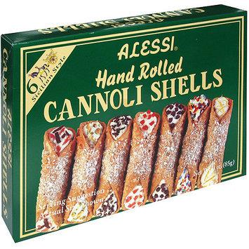 Alessi Hand-Rolled Cannoli Shells