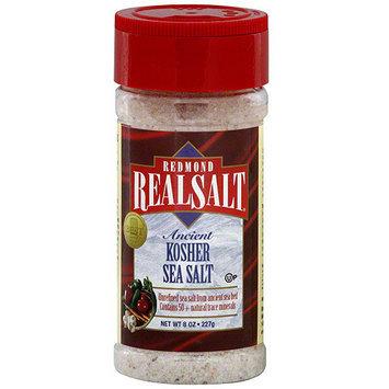 Real Salt Kosher Salt Shaker, 8 oz (Pack of 12)