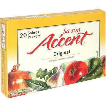 Ac'cent Accent Original Seasoning, 3.52 oz (Pack of 18)