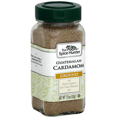 The Spice Hunter Guatemalan Ground Cardamom, 1.9 oz (Pack of 6)