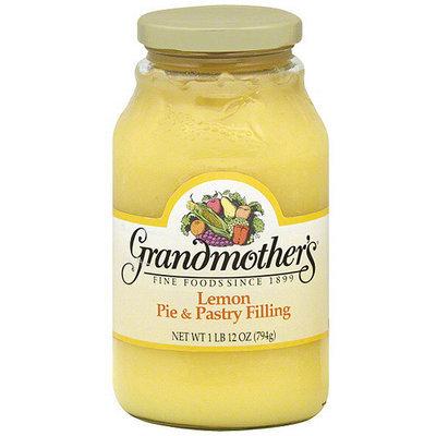 Grandmother's Lemon Pie Filling, 28 oz (Pack of 12)