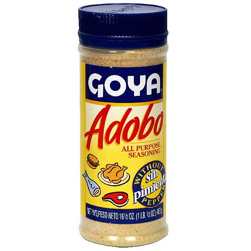 Goya® Adobo Without Pepper All Purpose Seasoning