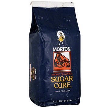 Morton Smoke Flavor Sugar Cure, 7.5 lbs (Pack of 6)