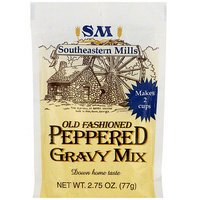 Southeastern Mills Peppered Gravy Mix, 2.75 oz (Pack of 24)