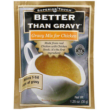 Superior Touch Gravy Mix, 1.25 oz (Pack of 12)