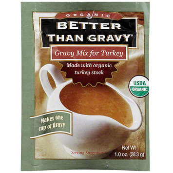 Superior Touch Better Than Gravy Organic Gravy Mix for Turkey, 1 oz (Pack of 12)