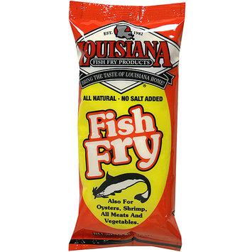 Everglades Louisiana Fish Fry All Natural No Salt Fish Fry, 10 oz. (Pack of 12)