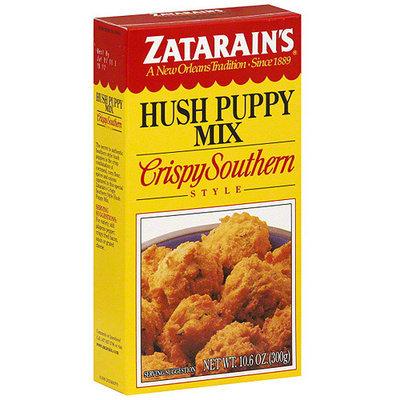 Zatarain's Crispy Southern Style Hush Puppy Mix, 10.6 oz (Pack of 12)