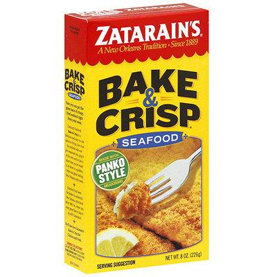 Zatarain's Seafood Bake & Crisp, 8 oz (Pack of 12)