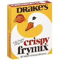 Drake's Crispy Fry Mix, 10 oz (Pack of 12)