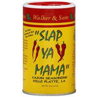 Slap Ya Mama Cajun Seasoning, 8 oz (Pack of 12)