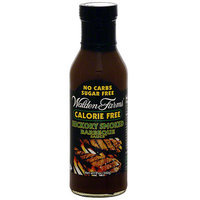 Walden Farms Hickory Smoke Barbeque Sauce, 12 oz (Pack of 6)