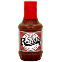 Russell's Barbecue Original Barbecue Sauce, 18.5 oz (Pack of 12)