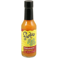 Frontera Hot Sauce Habanero, 5 oz. (Pack of 12)