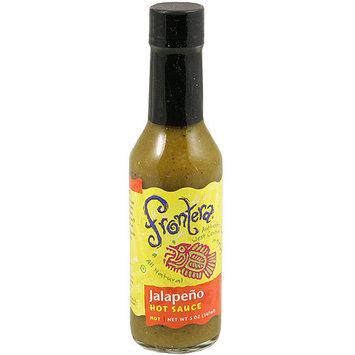Frontera Sauce Jalapeno Hot, 5 oz. (Pack of 12)