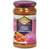 Patak's Mild Curry Simmer Sauce, 15 oz (Pack of 6)