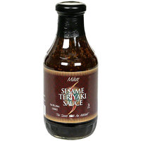Mikee Sesame Teriyaki Sauce, 20 oz (Pack of 12)