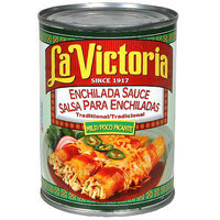 La Victoria Mild Traditional Enchilada Sauce, 19 oz (Pack of 12)