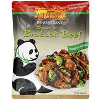 Lee Kum Kee Panda Brand Broccoli Beef, 8 oz (Pack of 6)