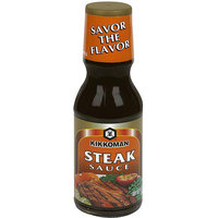Kikkoman Steak Sauce, 11.75 oz (Pack of 6)