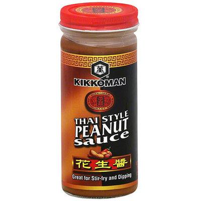 Kikkoman Thai Style Peanut Sauce, 9 oz (Pack of 6)