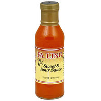 Fa Ling Sweet & Sour Sauce, 12 oz (Pack of 6)