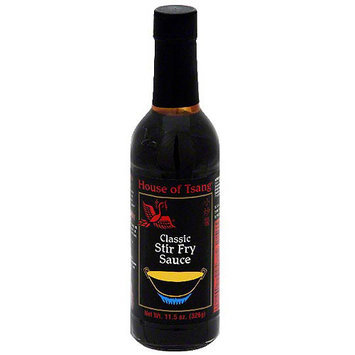 House Of Tsang Classic Stir-Fry Sauce, 11.5 oz (Pack of 6)