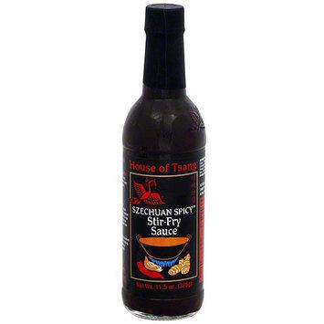 House Of Tsang Szechuan Spicy Stir Fry Sauce, 11.5 oz (Pack of 6)