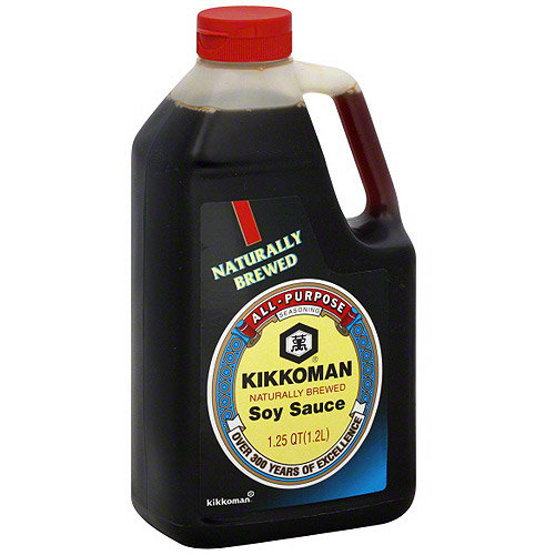 Kikkoman All Purpose Soy Sauce, 40 oz (Pack of 9)