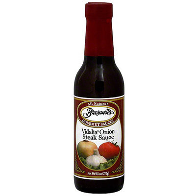 Braswell's Vidalia Onion Steak Sauce, 9.5 oz (Pack of 6)