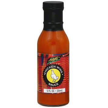Ashanti Chicken Wing Sauce, 12FO (Pack of 6)