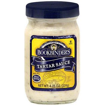 Old Original Bookbinder's Tartar Sauce, 8.25 oz (Pack of 6)
