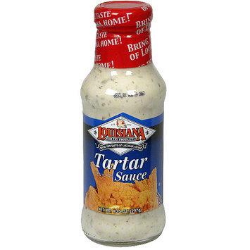 Louisiana Fish Fry Products Tartar Sauce, 10.5 oz (Pack of 12)