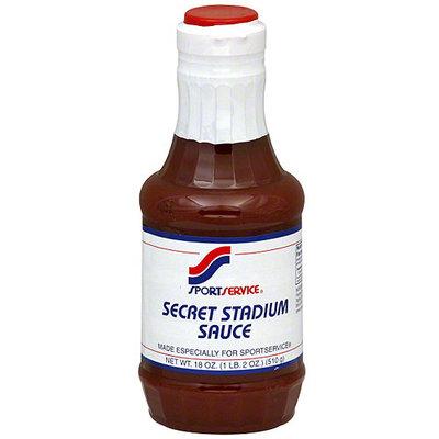 Sportservice Secret Stadium Sauce, 18 oz (Pack of 12)