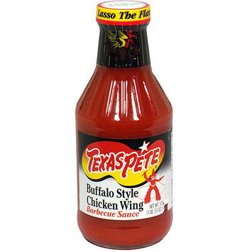 Texas Pete Buffalo Wing Sauce, 17.5 oz (Pack of 6)