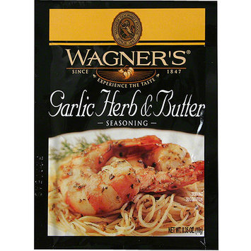 Wagner's Garlic Herb & Butter Mix, .35 oz (Pack of 12)