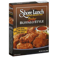 Shore Lunch Spicy Buffalo Style Chicken Breading Mix, 9 oz (Pack of 12)