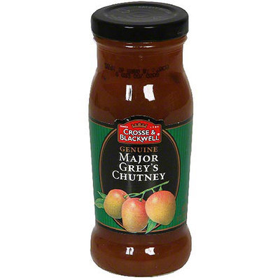 Crosse & Blackwell Major Grey's Chutney, 9 oz (Pack of 6)