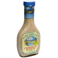 Olde Cape Cod Chipotle Ranch Dressing, 8 oz (Pack of 6)