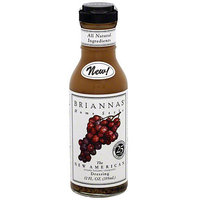 Briannas New American Dressing, 12 oz (Pack of 6)