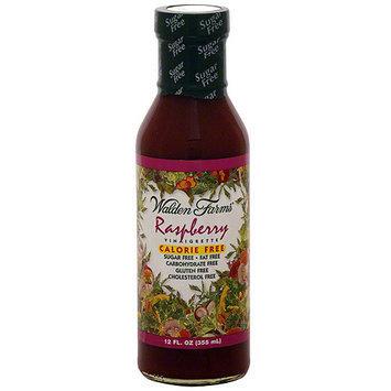 Walden Farms Calorie-Free Raspberry Vinaigrette, 12 oz (Pack of 6)