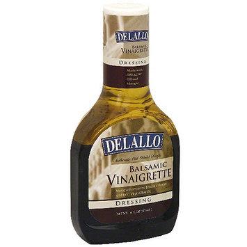 Delallo Dressing, Vinegar, Balsamic, 16 oz. (Pack of 6)