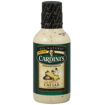 Cardini's Caesar Dressing, 20 oz (Pack of 6)