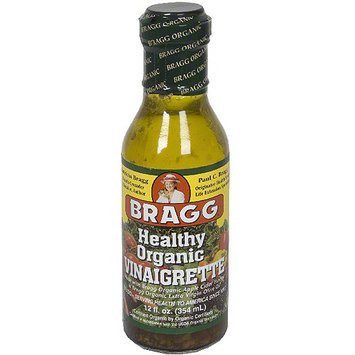 Bragg Healthy Vinaigrette, 12 oz (Pack of 6)