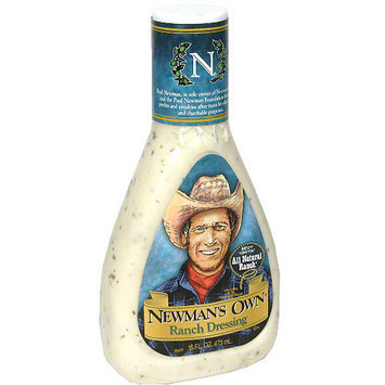 Newman's Own Ranch Dressing, 16 oz (Pack of 6)